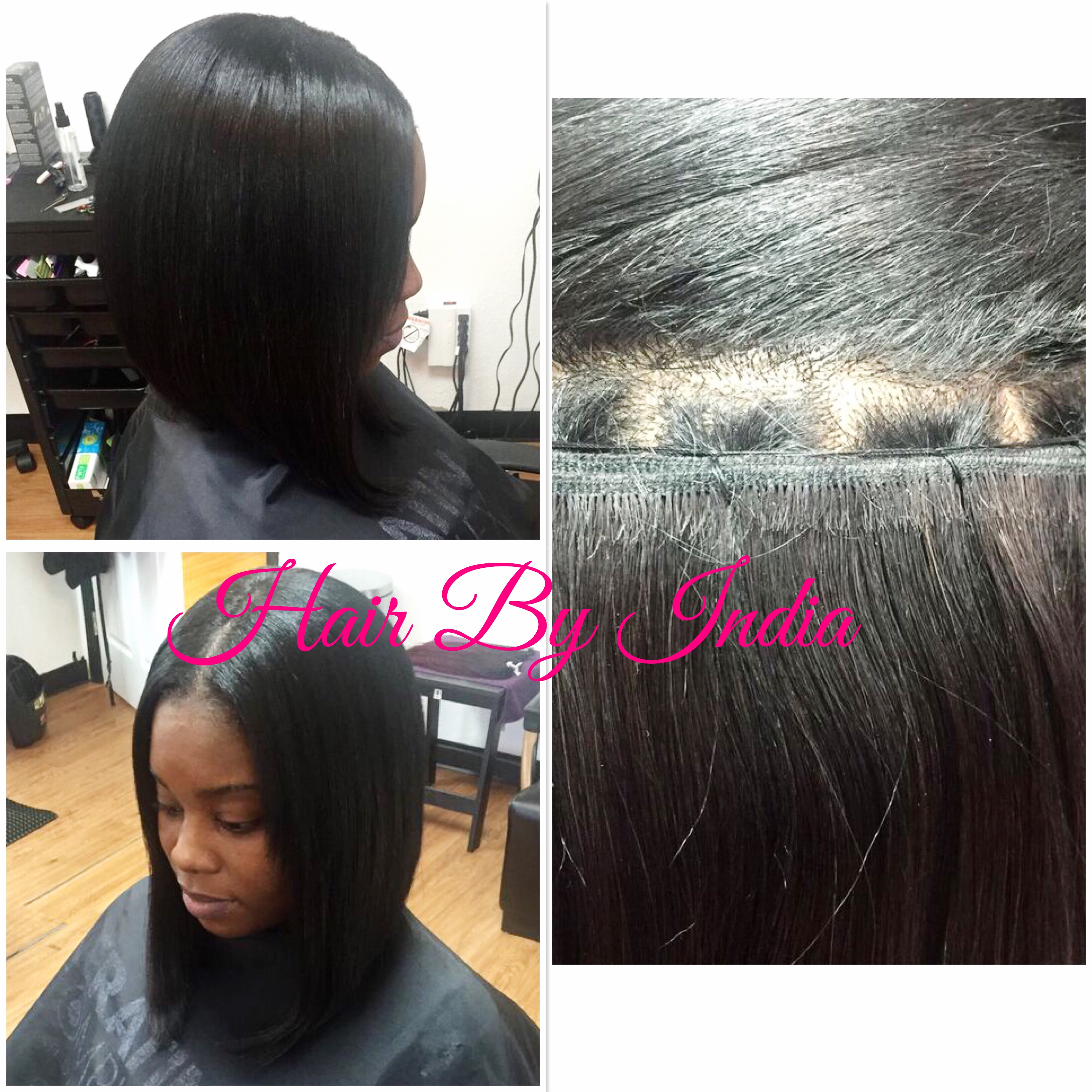 Braidless Sew In Extensions